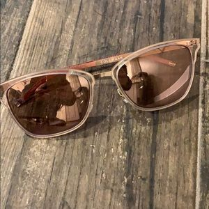 Cold haan Rose Gold Sunglasses